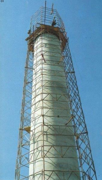 Torre para caixa d'água