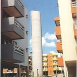 Reservatórios cilíndricos concreto armado